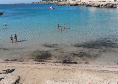 s.maria la bagno - spiaggia 1